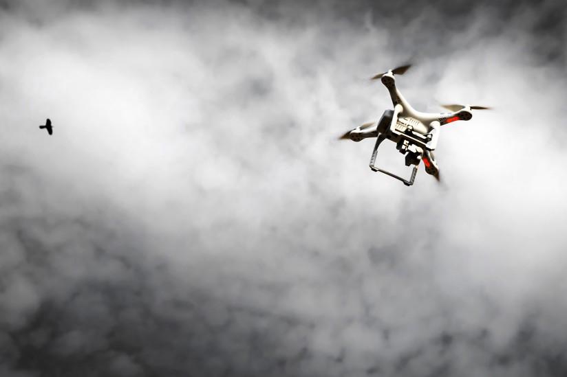 USC Viterbi Drones Airforce