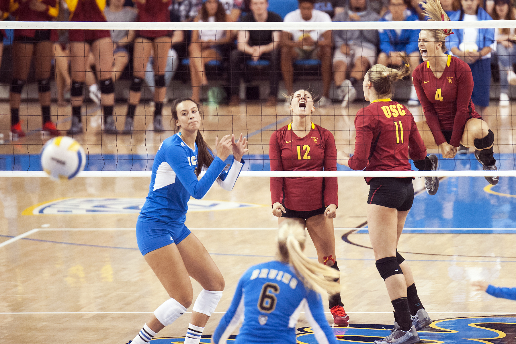 Usc 2015 The Year In Athletics Usc News
