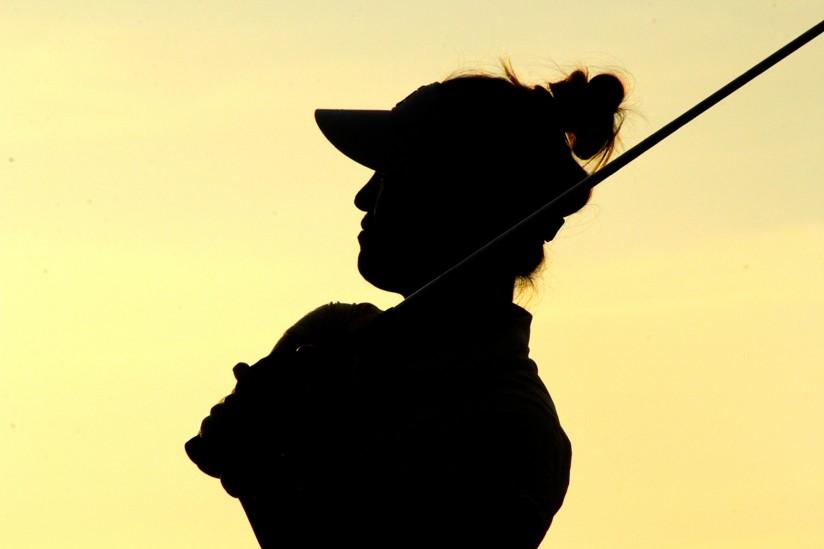 Women's Golf, Annie Park, sports,