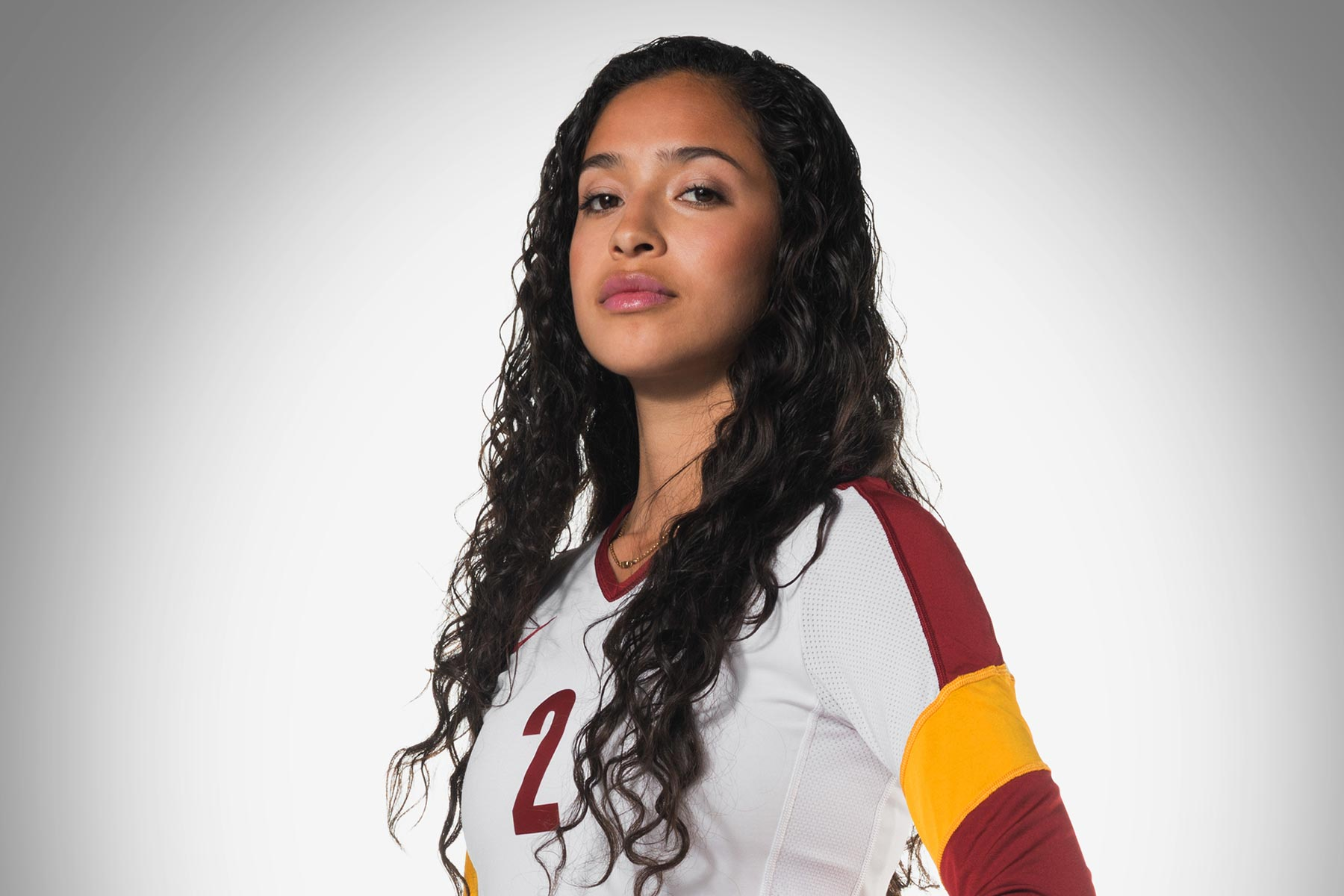 Usc Volleyball Standout Samantha Bricio Is National Player Of The Year Usc News