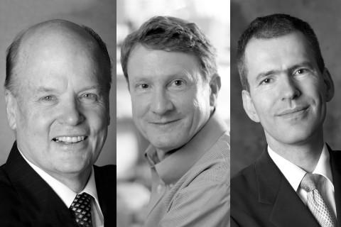National Academy of Inventors, Scott E. Fraser, P. Daniel Dapkus and Andreas Molisch