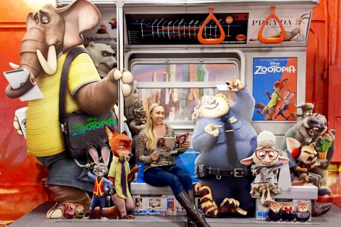 Zootopia, animation, Heather Blodget