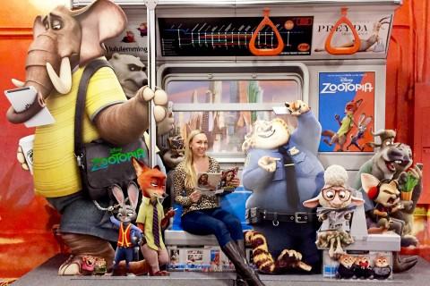 Zootopia, animation, Heather Blodget