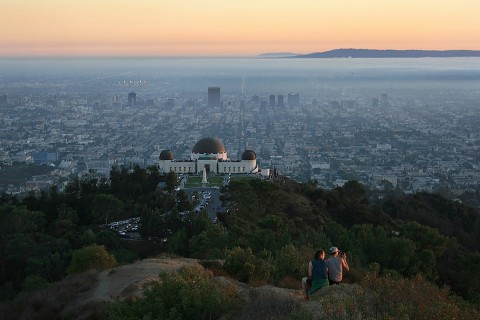 Griffith Park, Los Angeles,
