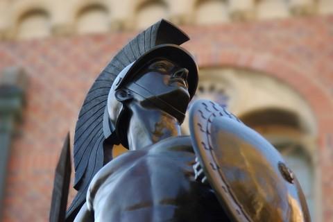 Tommy Trojan Statue