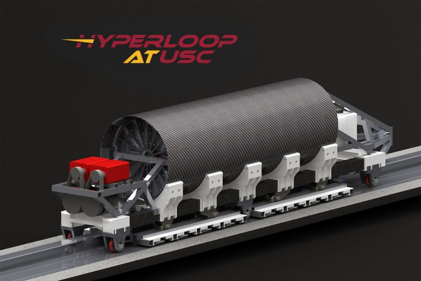 hyperloop pod