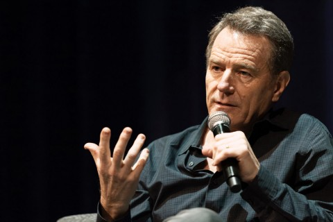 Bryan Cranston at Bing Theatre