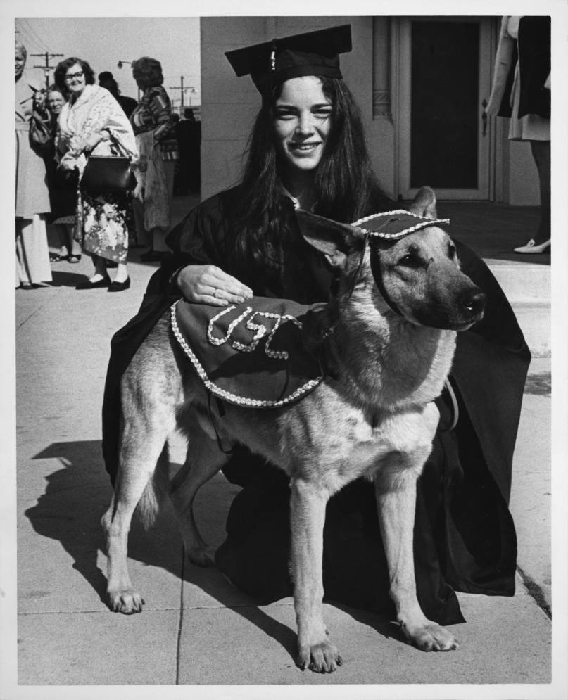 Commencement__earned_dogtorate_1975