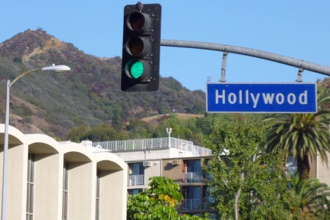 Hollywood location