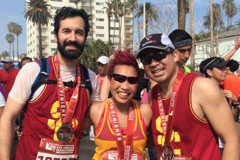 Former stroke patient Kathy Nguyen