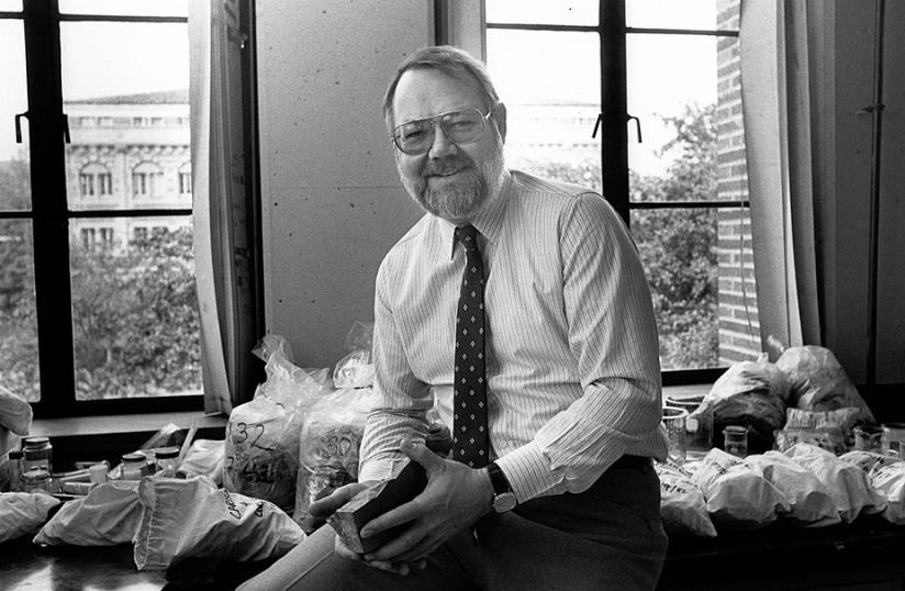 The late Robert Douglas