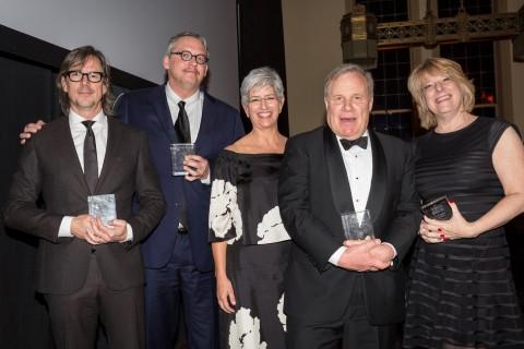 2016 Scripter winners