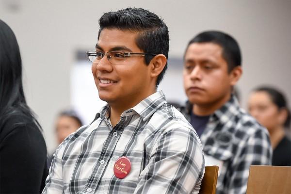 USC student Raul Reyes