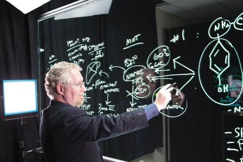 lightboard technology