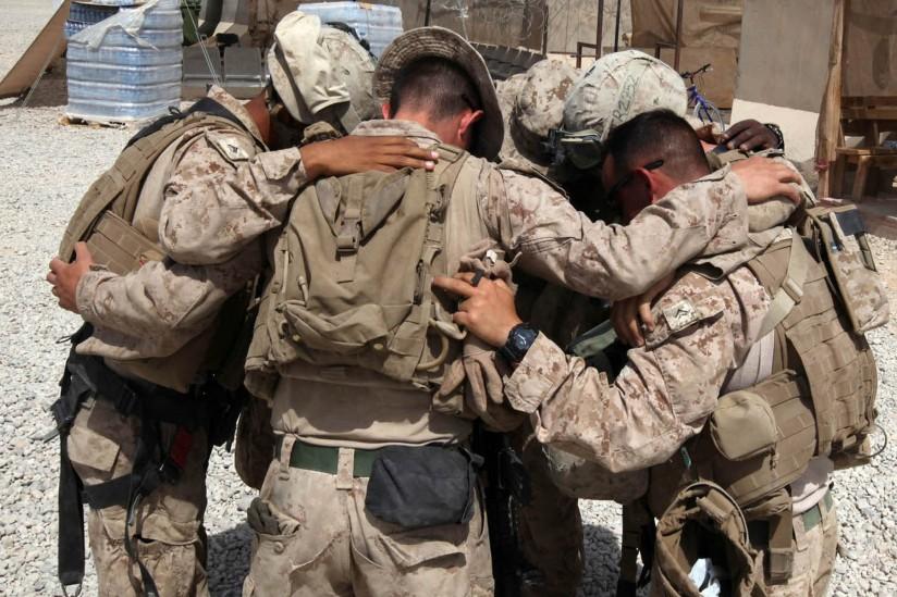 turret gunners in Afghanistan