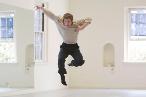 Dancer Noah Guthier