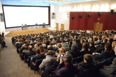 Film screening in Minsk
