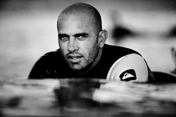 World-famous surfer Kelly Slater. Photo © Kyle Sparks/Aurora Photos/Corbis
