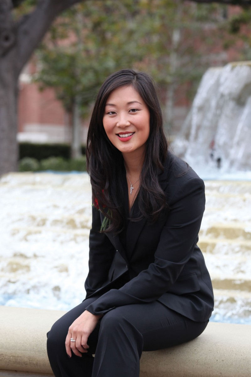 Jaime Lee The Trojan Who Makes Time Management An Art