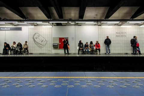 Maelbeek station