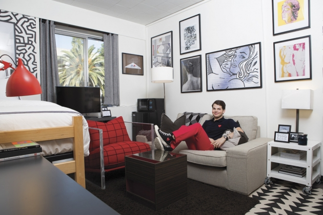 My Room USC Trojan Family Magazine