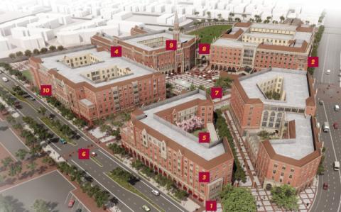 Trojan Family Magazine – Usc Village Housing Floor Plans