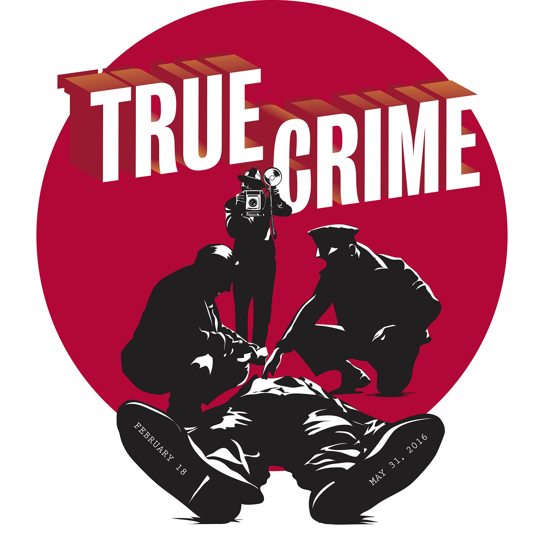 True Crime logo