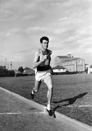 Louis Zamperini '40