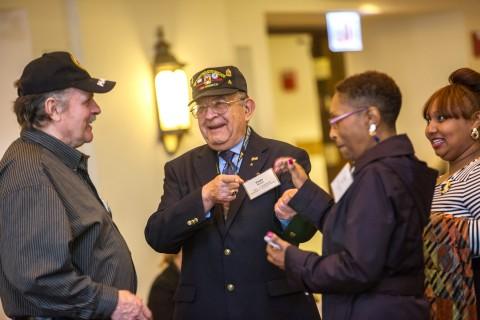 Chicago Veteran Study Event