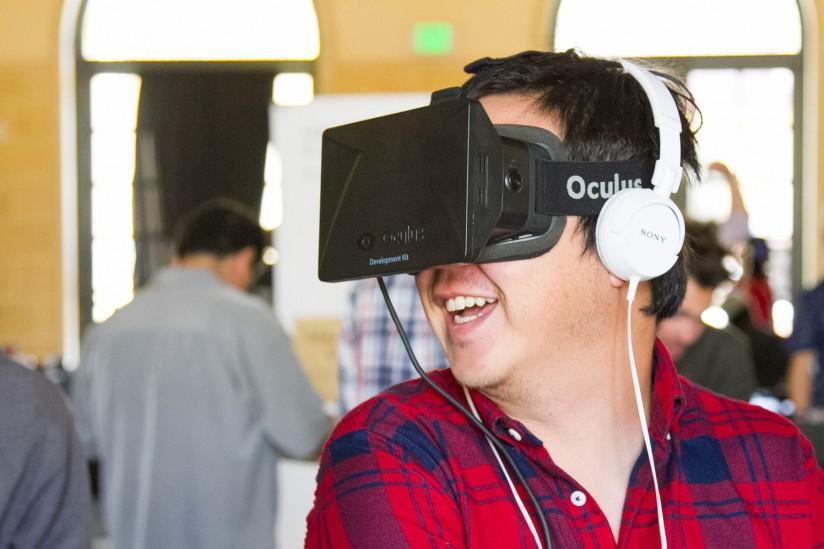 VR Festival participants