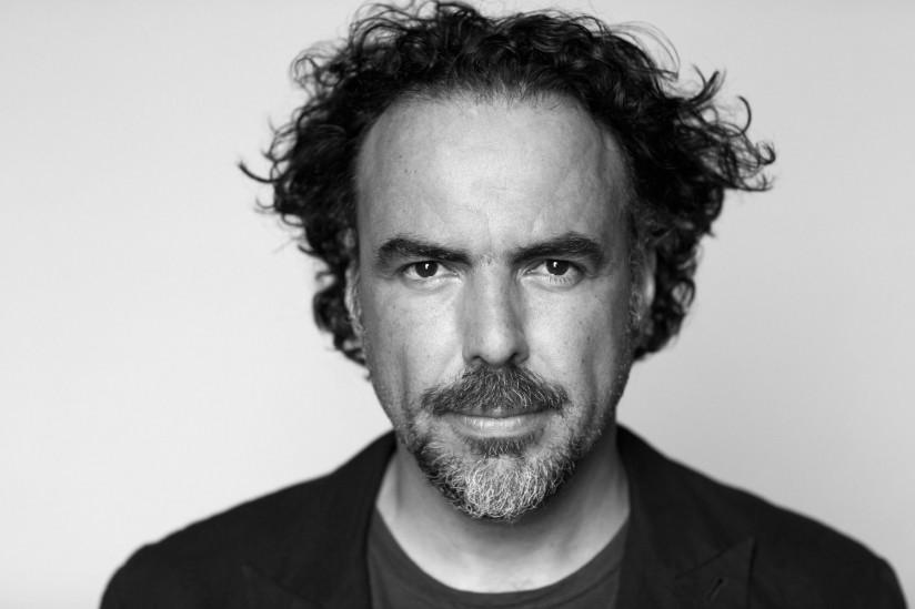 Alejandro G. Iñárritu portrait