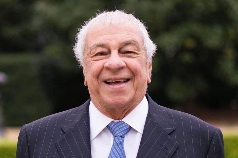 Selim Zilkha headshot