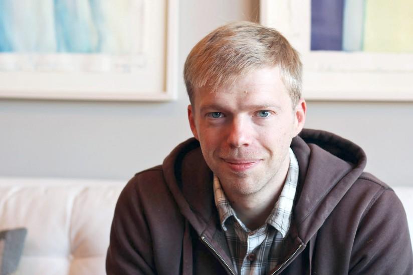 Andrew Norman portrait