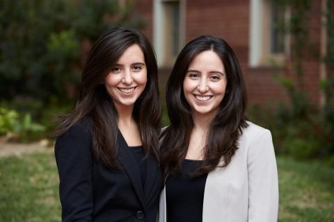 Hartounian sisters