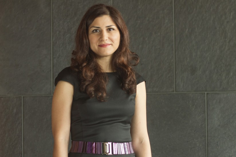 Maryam Shanechi of USC VIterbi
