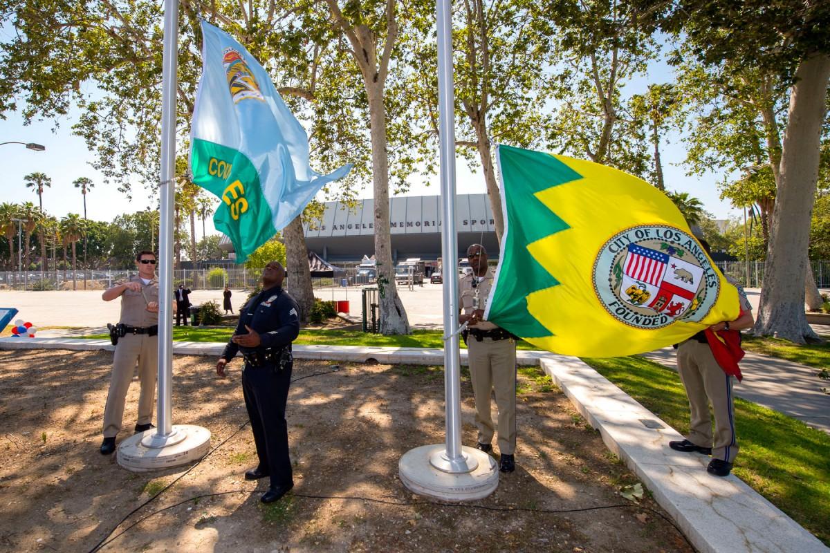 Flags lowering