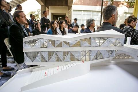 student architecture work