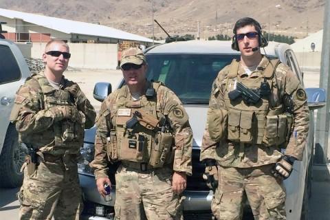 Jeremy Todd deployed