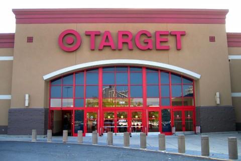 Target store.