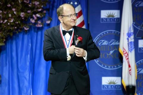 USC President C. L. Max Nikias