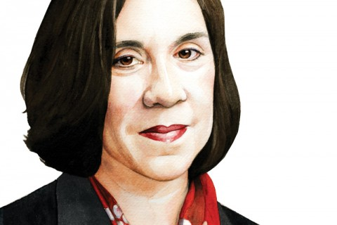 Monica Ramirez-Basco, ILLUSTRATION BY ALEXANDRA COMPAIN-TISSIER