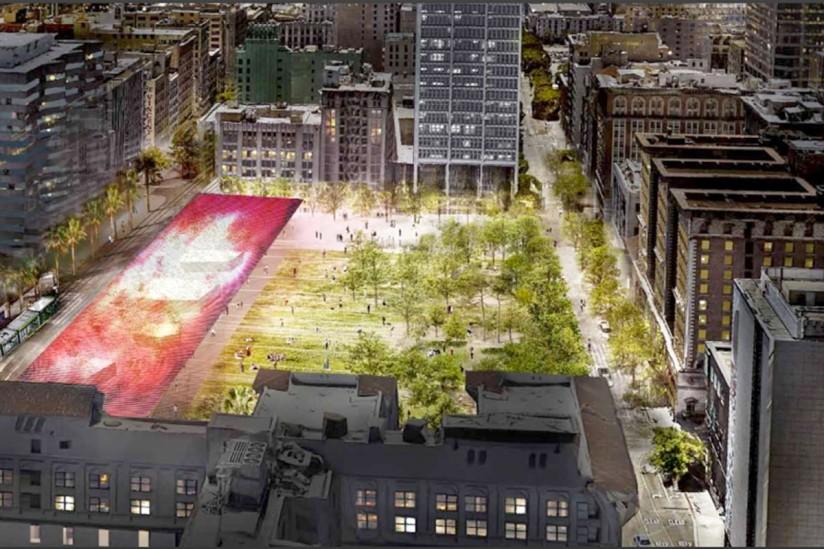 Pershing Square Renewal