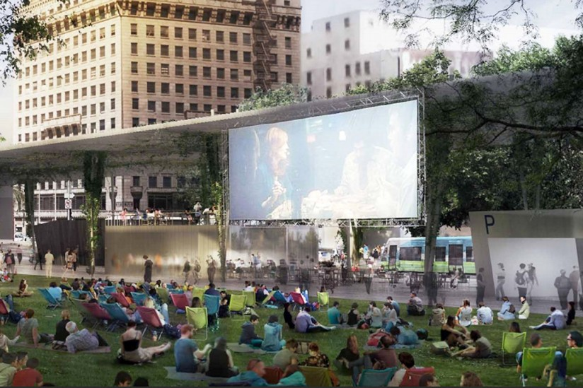Pershing Square Renew