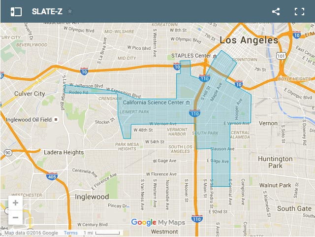 South L A Named A Promise Zone Goal Is Improving Residents Lives