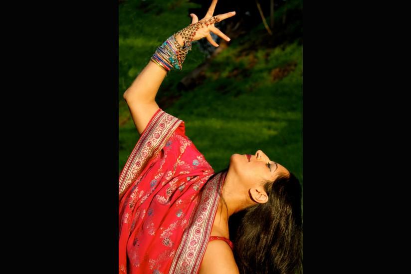 Achinta McDaniel dance