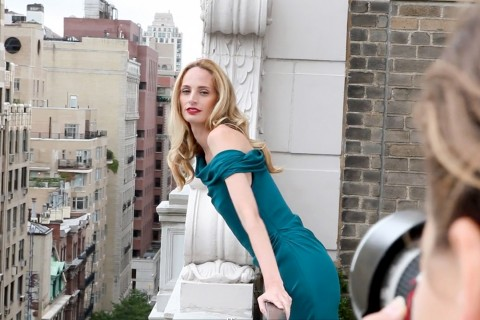 Lauren Santo Domingo, fashion, glamour