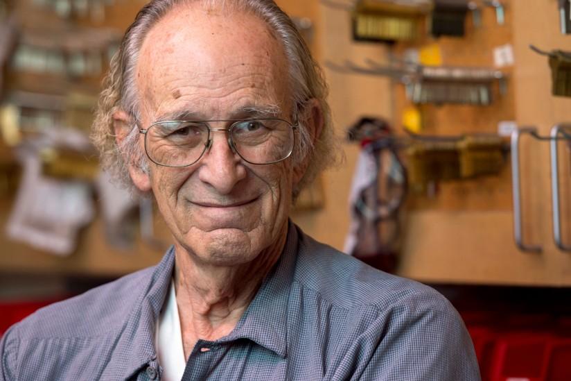 Portrait of Warren Straley
