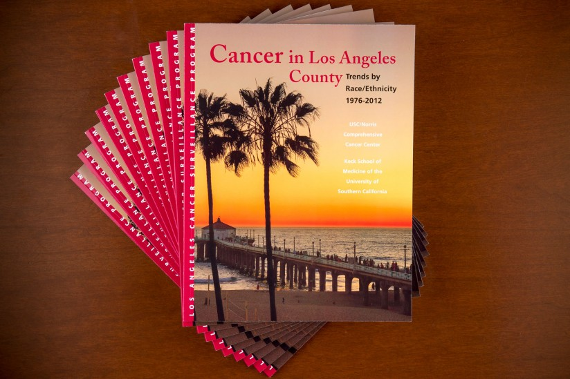 cancer in Los Angeles County book