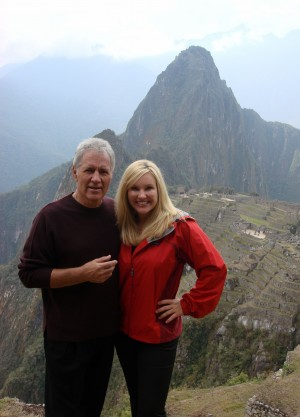 Machu Picchu with Alex Trebek