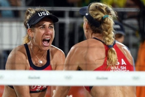 April Ross and Kerri Walsh-Jennings